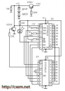 Исправление фузов AVR