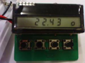 Интервальный таймер на PIC16F684