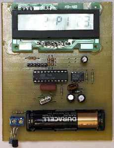 Многоточечный термометр