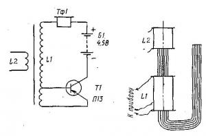 Катушки и трансформаторы