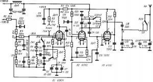 Любительский KB передатчик третьей категории на 3,5 и 7 МГц