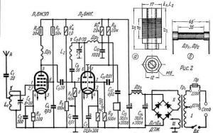 Простой приемник на 28...29,7 МГц