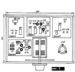 Трансивер прямого преобразования на диапазон 160 м (10Вт)