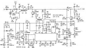 DSB-радиостанция на К174ХА2