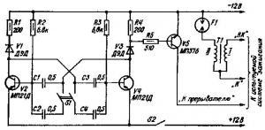 Устройство для контроля систем зажигания