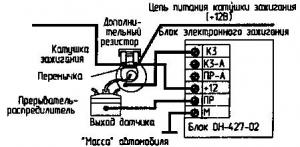 Система зажигания с новым способом воспламенения