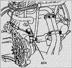 Датчик скорости автомобиля (2112-384301)