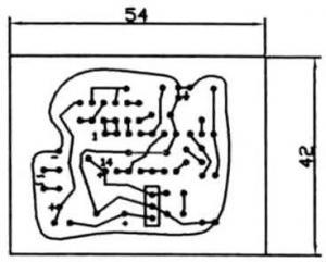 Зарядное устройство для автомобильных аккумуляторов (на м/с К155ЛА3; плавная регулировка тока)