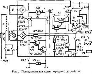 Автоматическое зарядное устройство - 2 (регулировка напряжения, тока; конструкция корпуса)
