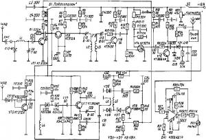 Антирадиошпион (анализатор спектра в диапазоне частот 65-410 МГц.)