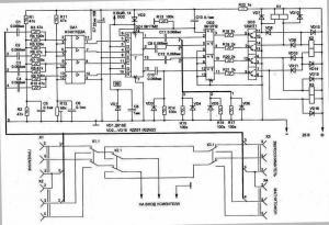 Автоматический селектор входных сигналов услителя