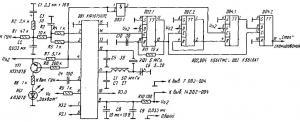 Программируемый синтезатор частоты