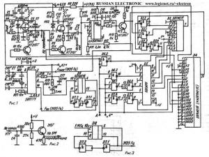 Синтезатор частоты для радиостанции на 27 МГц