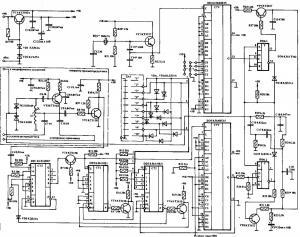 Синтезатор частот для портативной радиостанции