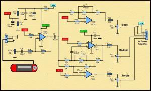 Схемы автомобильных усилителей.