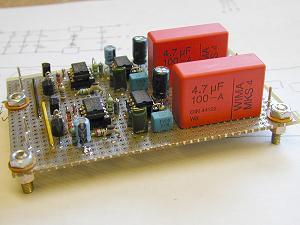 Фонокорректор на микросхемах своими руками