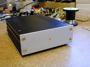 Компактный High-end фонокорректор (в соответствии со стандартом RIAA)