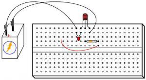 Датчик статического электричества