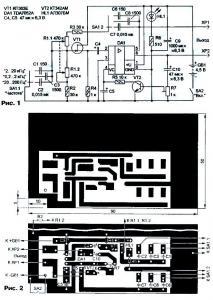 Пробник-генератор ЗЧ для проверки акустических излучателей