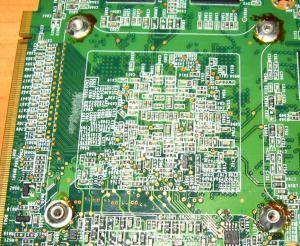 Обнаружение некачественной пайки в цифровых схемах