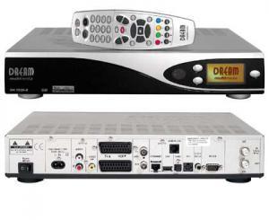 Запись спутникового ТВ на винчестер компьютера с ресивера Dreambox