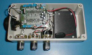 Импульсный металлоискатель