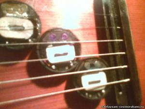 Звукосниматели для гитары из динамиков тон-2а