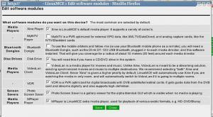 Настройка VDR в LinuxMCE 0710