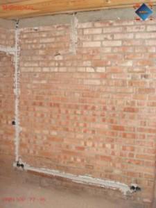 Как провести внутреннюю проводку в гараже?