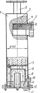Воздухоосушитель трансформаторов