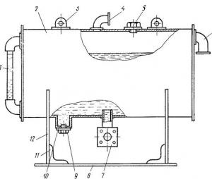 Расширитель трансформатора