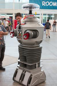 Наши электрические друзья роботы. Свой или чужой?